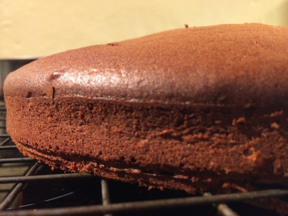 A Thin Cake