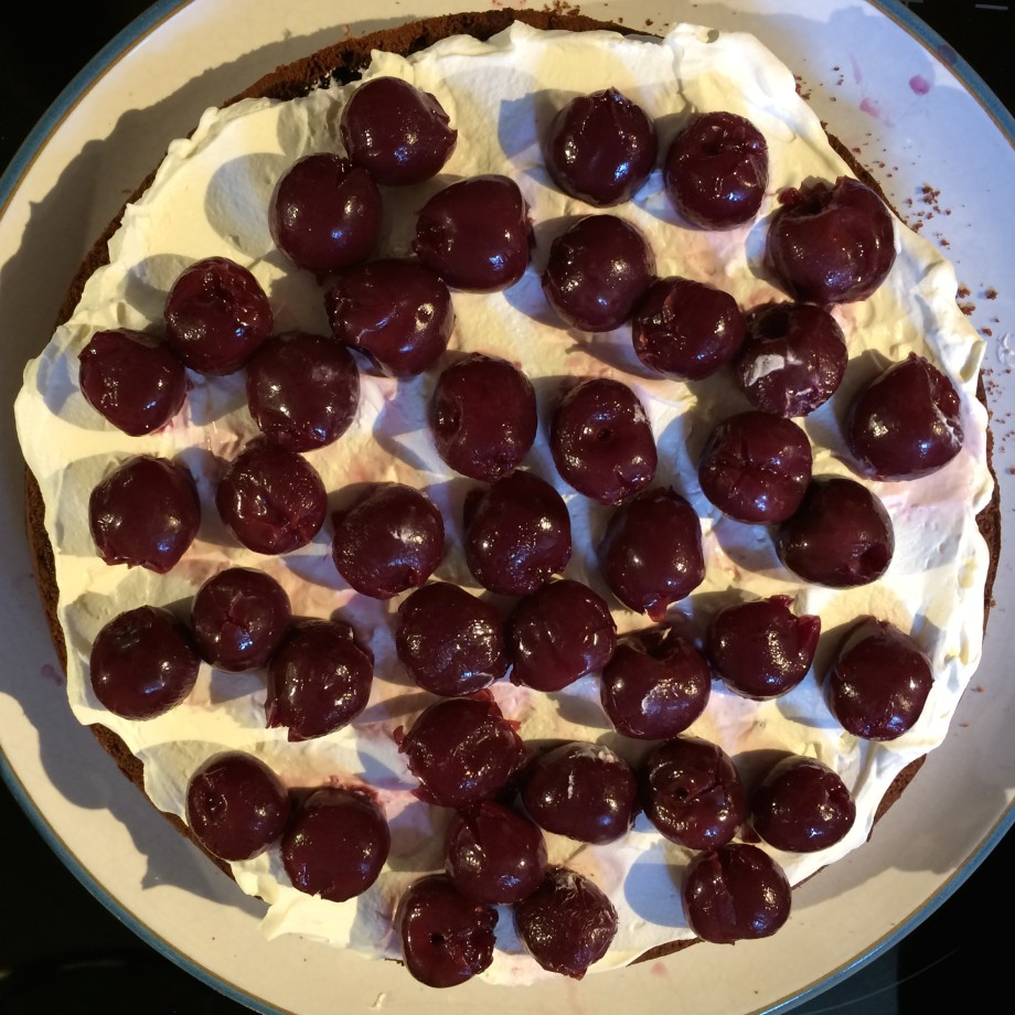 Cherries and Cream