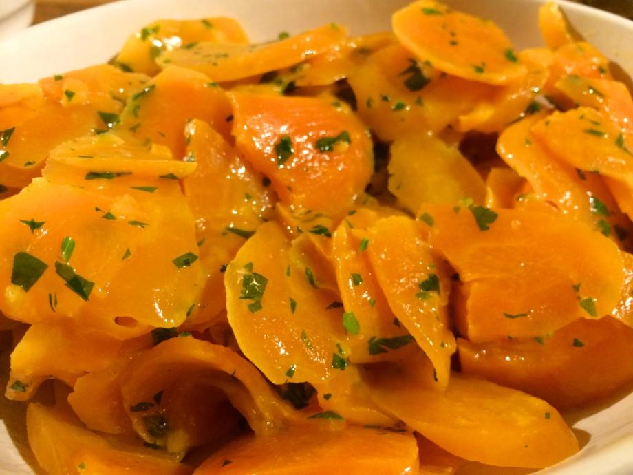 Carrottes Vichy